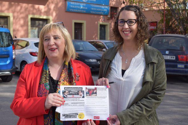 El PSOE exige en el Parlamento que el Plan de Cercanías incluya mejoras para Guadalajara